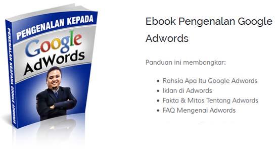 Belajar pengenalan Google Adwords percuma
