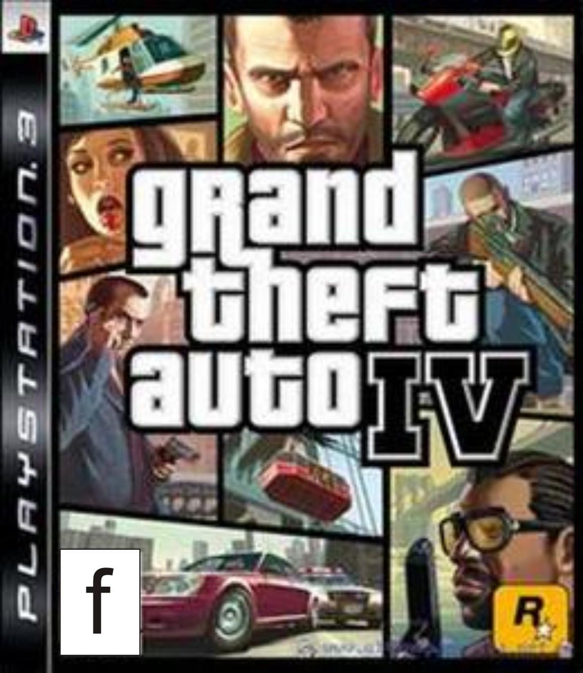 Ps3 Grand Theft Auto 4 Eflc : Quirabe