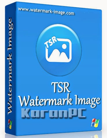 TSR Watermark Image 3.4.2.3 + Key + Portable