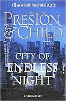 City of Endless Night by Douglas Preston and Lincoln Child (Book cover))