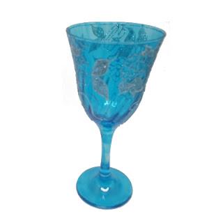 Taça Azul Claro - Cigana, Orixá Iemanjá e Wicca