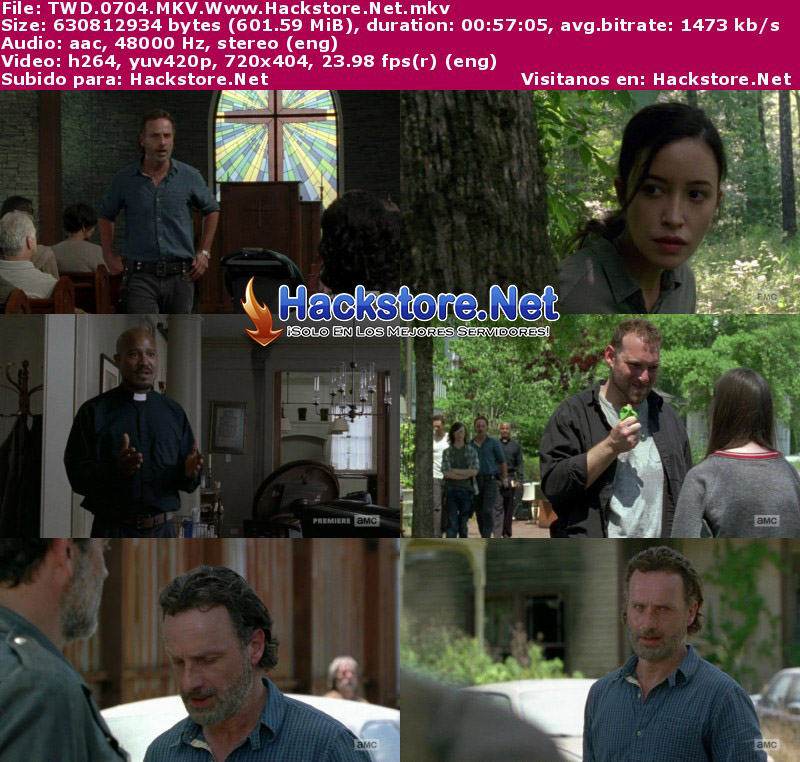 "Capturas de The Walking Dead 7×04 ""Service"""