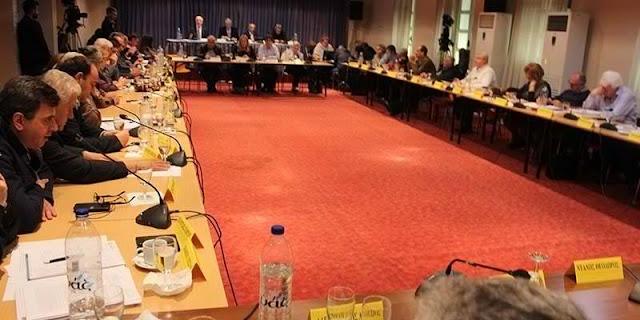 Οι αποφάσεις του Περιφερειακού Συμβουλίου Πελοπονήσου κατά την 13η συνεδρίαση του