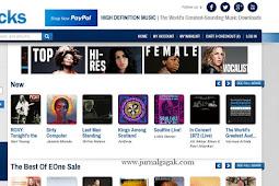 Web Tempat Download Audio Resolusi Tinggi