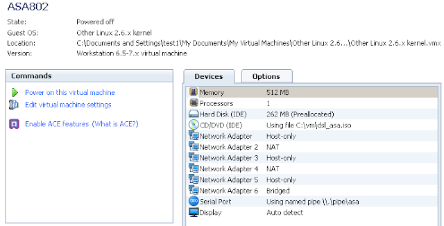 Cisco ASAv 9 4 1 and ASDM 7 4 1 in Workstation / ESXi (2) - Cyber