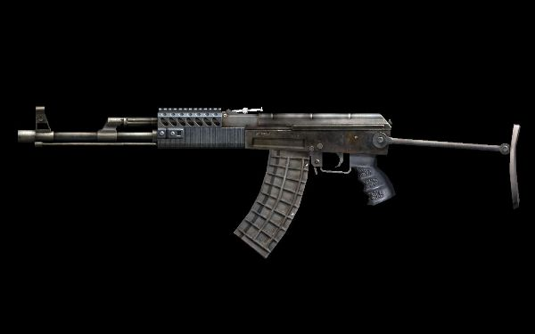Ak 47 Wallpaper: Guns-hd-Wallpaper: Black Ak 47 Images