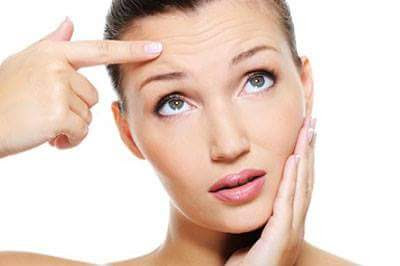 خلطات علاج تجاعيد الوجه طبيعيا بسرعة