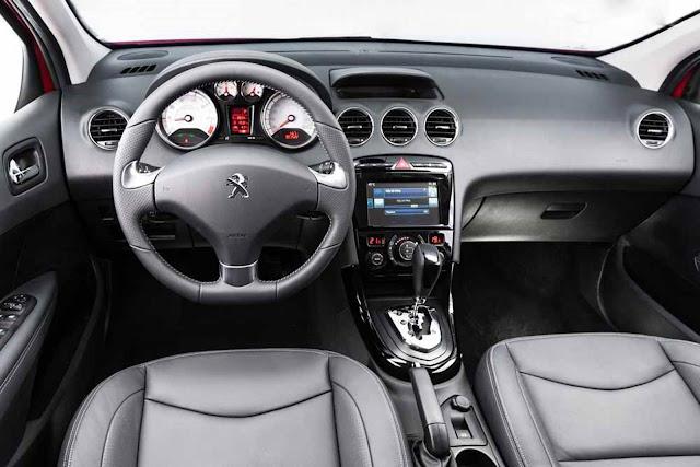 Peugeot 308 2018 - fim de linha