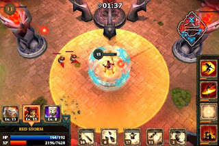 Legendary Heroes MOD Unlimited Gold & Crystals Offline Apk Android Terbaru Free Download