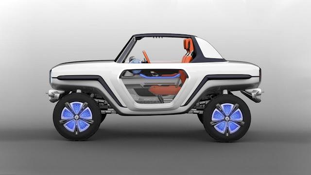The Suzuki e-Survivor Concept