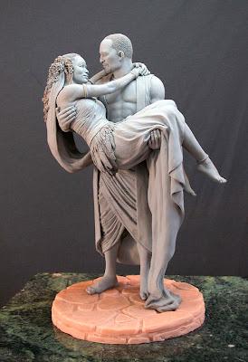 fantásticas e inspiradoras esculturas