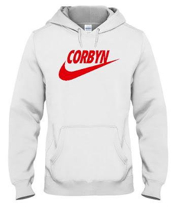 Corbyn Nike Hoodie Sweatshirt Sweater Jacket Tank Top
