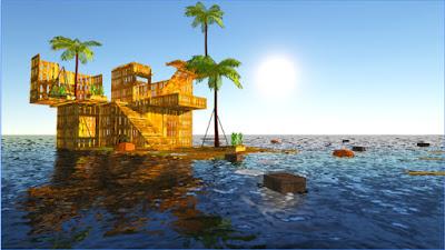 Raft Survival Simulator 1.6 Mod Apk (Unlimited Money)