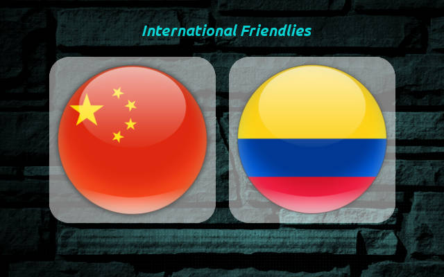 China vs Colombia Full Match & Highlights 14 November 2017