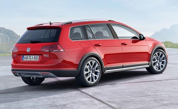 2017 Volkswagen Passat Alltrack Specs and Release Date