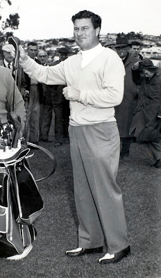 Peter Thomson won the British Open three years in a row