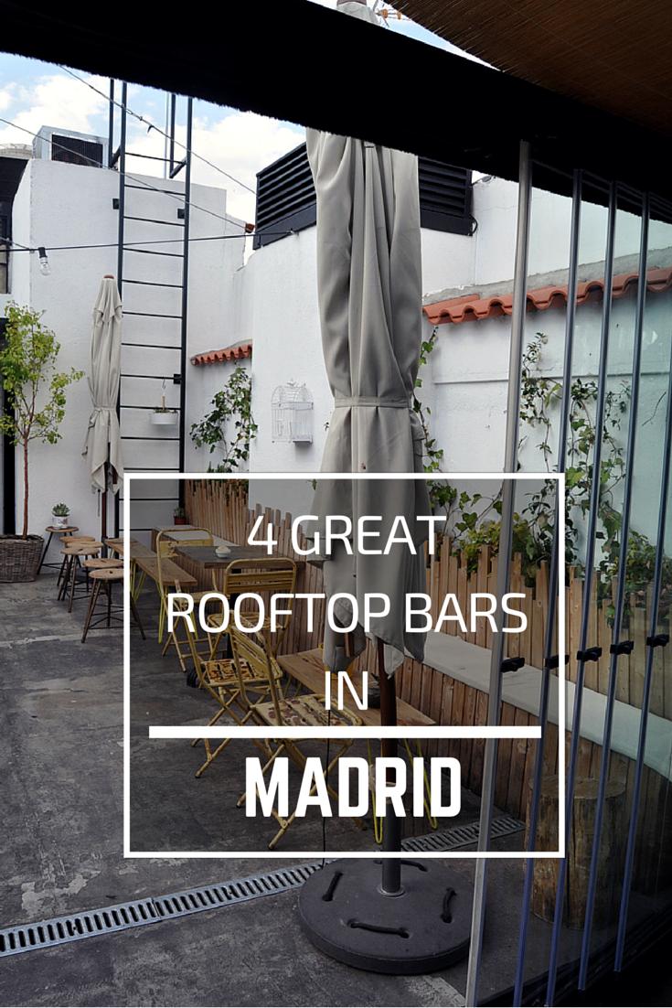 """[:en]4 Amazing Rooftop Bars in Madrid[:es]""""From Madrid to Heaven"""". 4 Amazing Rooftop Bars in the Sky of Madrid[:]"""
