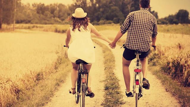 Amor entre um casal