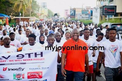 Ghana to mark 17th Anniversary of May 9 disaster