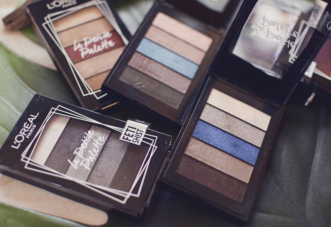 L'Oréal La Petite Palette,  alle Paletten im Test