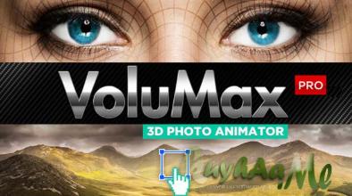 volumax 3d photo animator