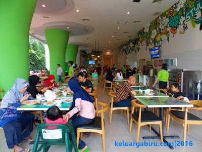 sTREATs Restaurant ibis Styles Malang