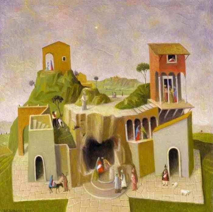 Путь в мир современного искусства. Gian Paolo Dulbecco