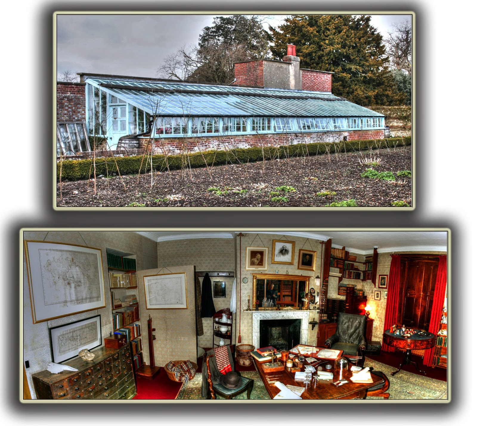 Down House - Casa e giardino di Darwin
