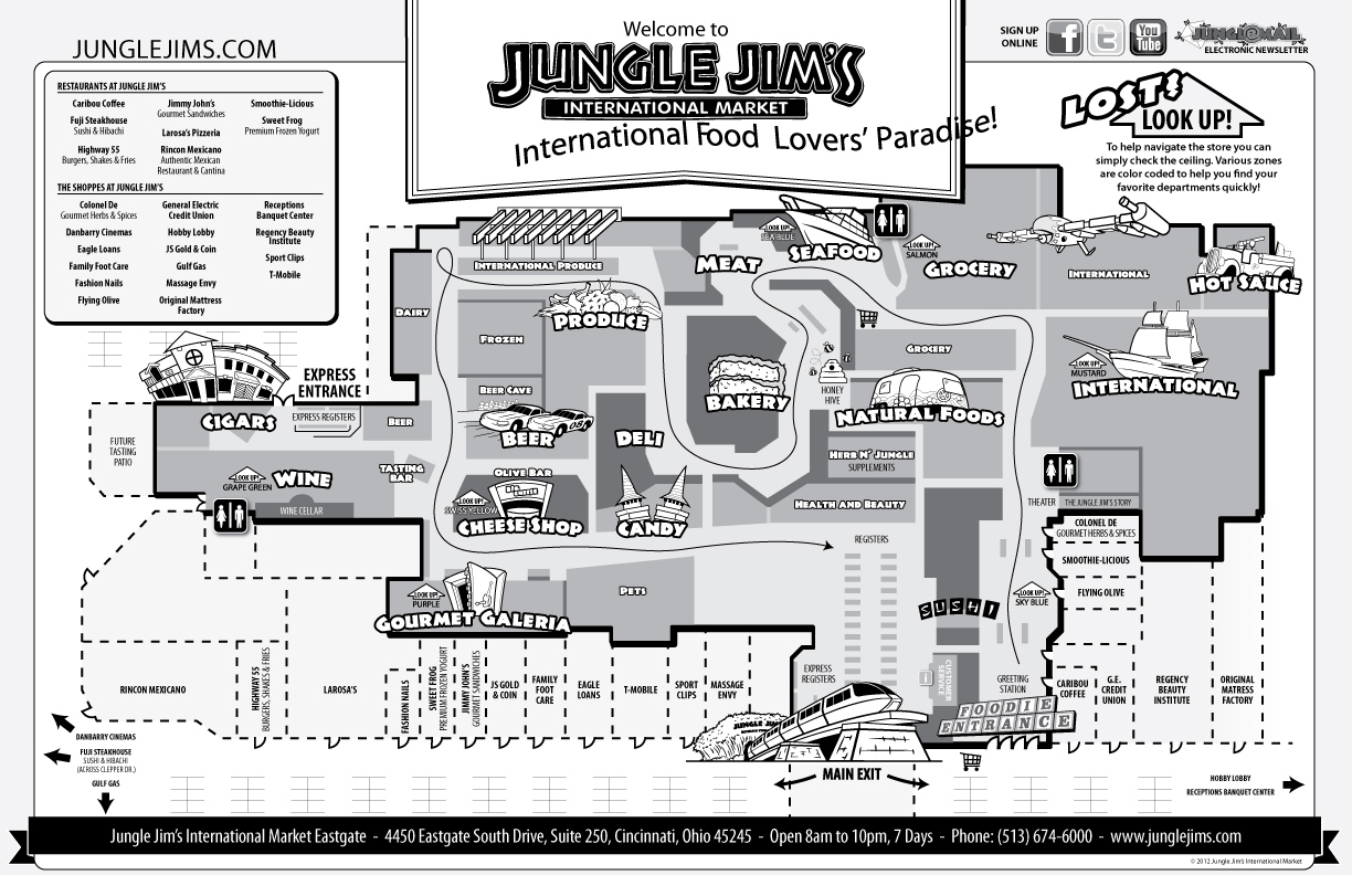 14 Reasons Why Jungle Jim S International Market Is The
