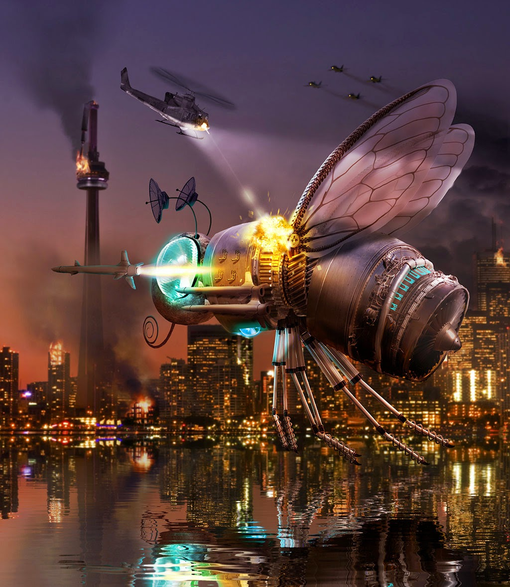 13-BugBot-Attack-Debra-Mason-Shorra-Surreal-Digital-Micro-Universes-www-designstack-co