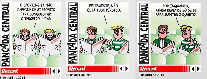 e9dd94bb6 Ainda assim o Sporting parece incomodar... ~ A Norte de Alvalade