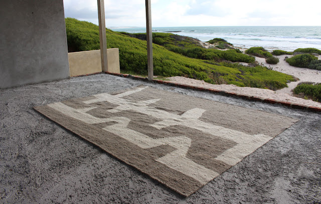 Wool Area Rugs Hand-Woven 4