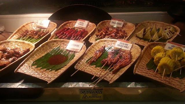La Fiesta Buffet Street Foods