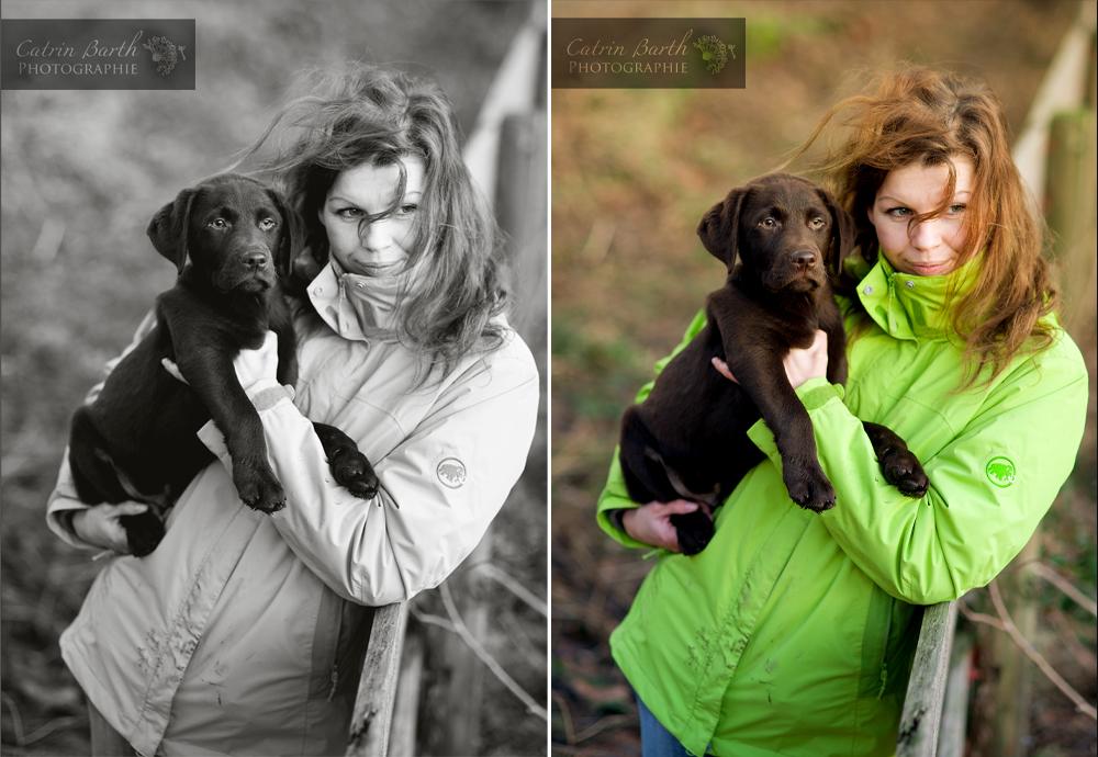 Frau mit hund sucht mann mit herz stream