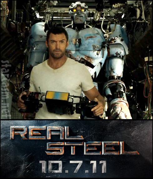 Real Steel 2 2014 Trailer