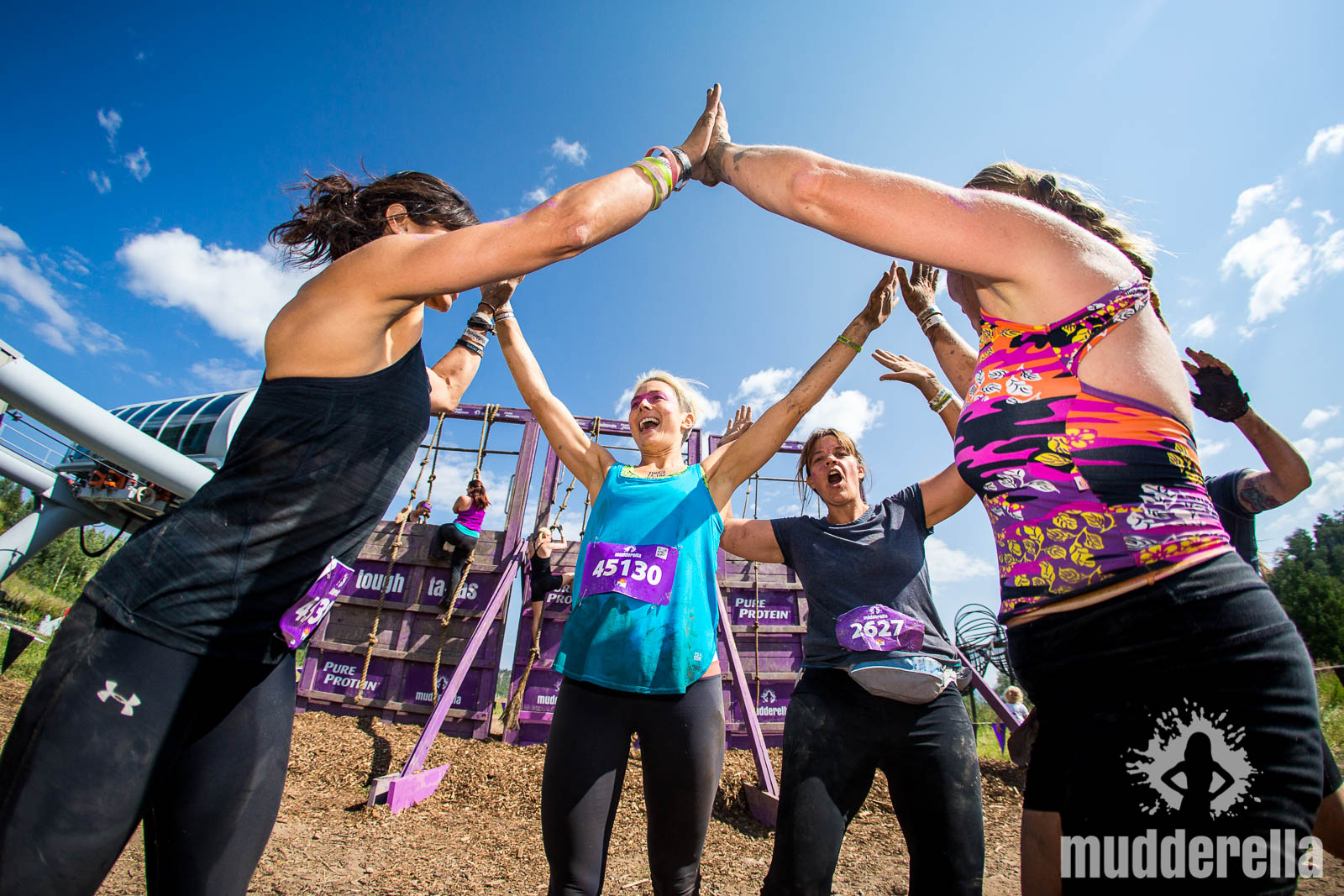 Mudderella Own Your Strong