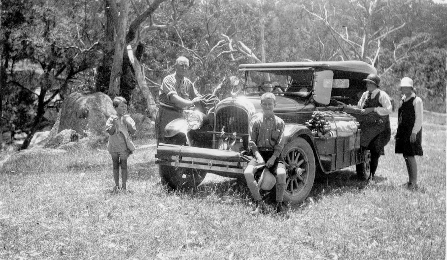 Family Tree Blossoms: The family vehicles over the years