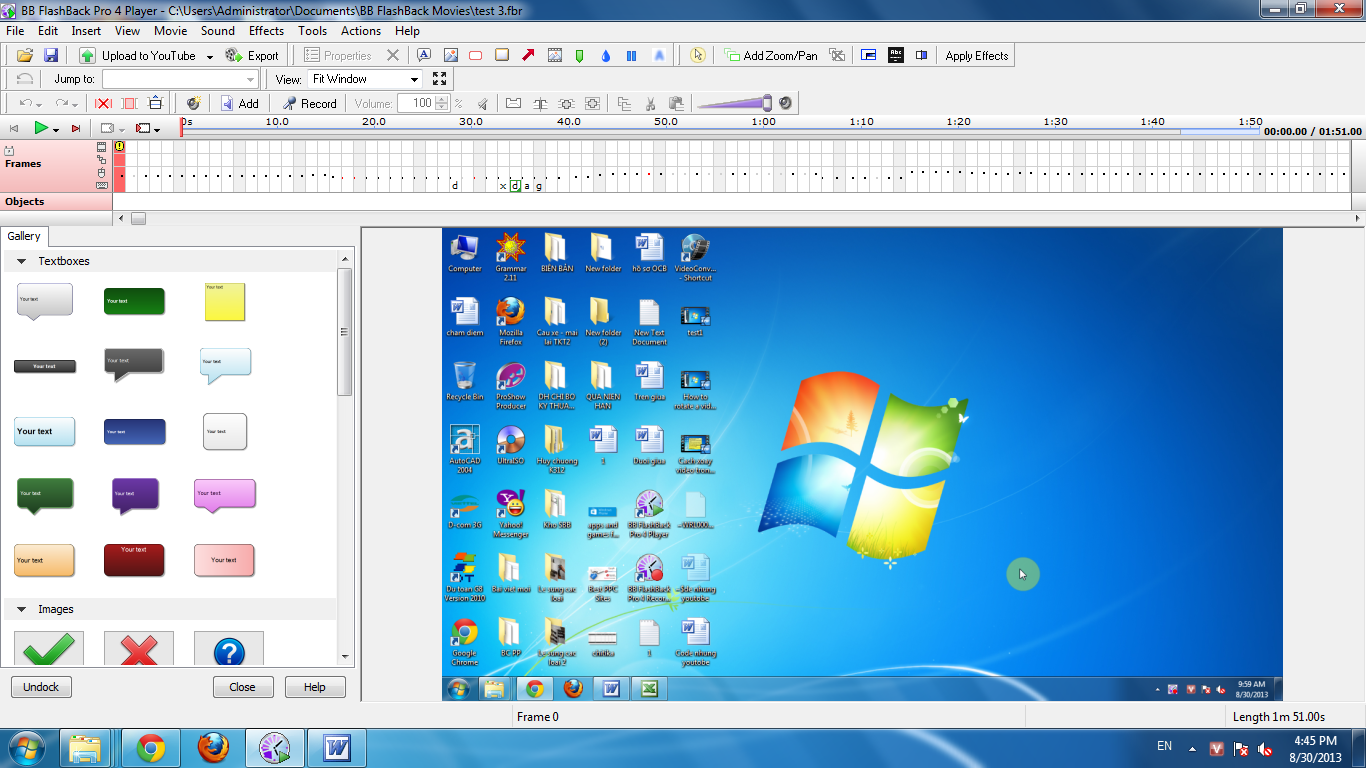 Download BB FlashBack Pro 4 1 2 2607 Full - Screen Recording