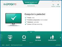 شرح الحصول على سريال برنامج kaspersky security