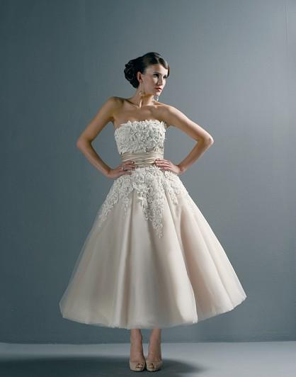 acfa73ebe341 Cool italia dress  Vestiti da sposa corti anni 50