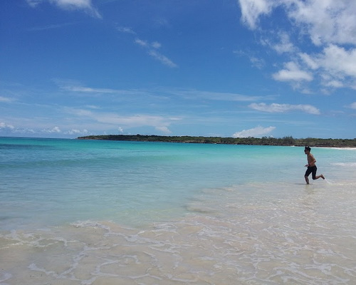 Tinuku Travel Uitiuhtuan Beach in Uiboa village, a truly hidden paradise on Semau island for campers
