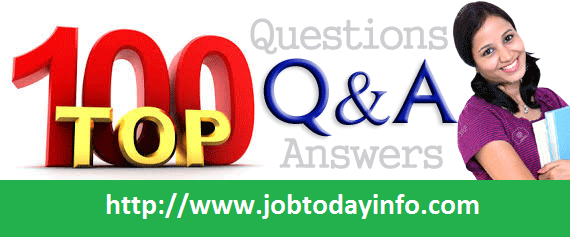 100 Top GK Question and Answers in English 2016