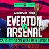 Prediksi Pertandingan - Everton vs Arsenal 22 Oktober 2017 Liga Primer Inggris