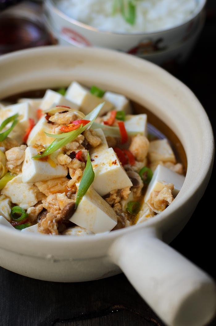 Easy Mapo Tofu Recipe