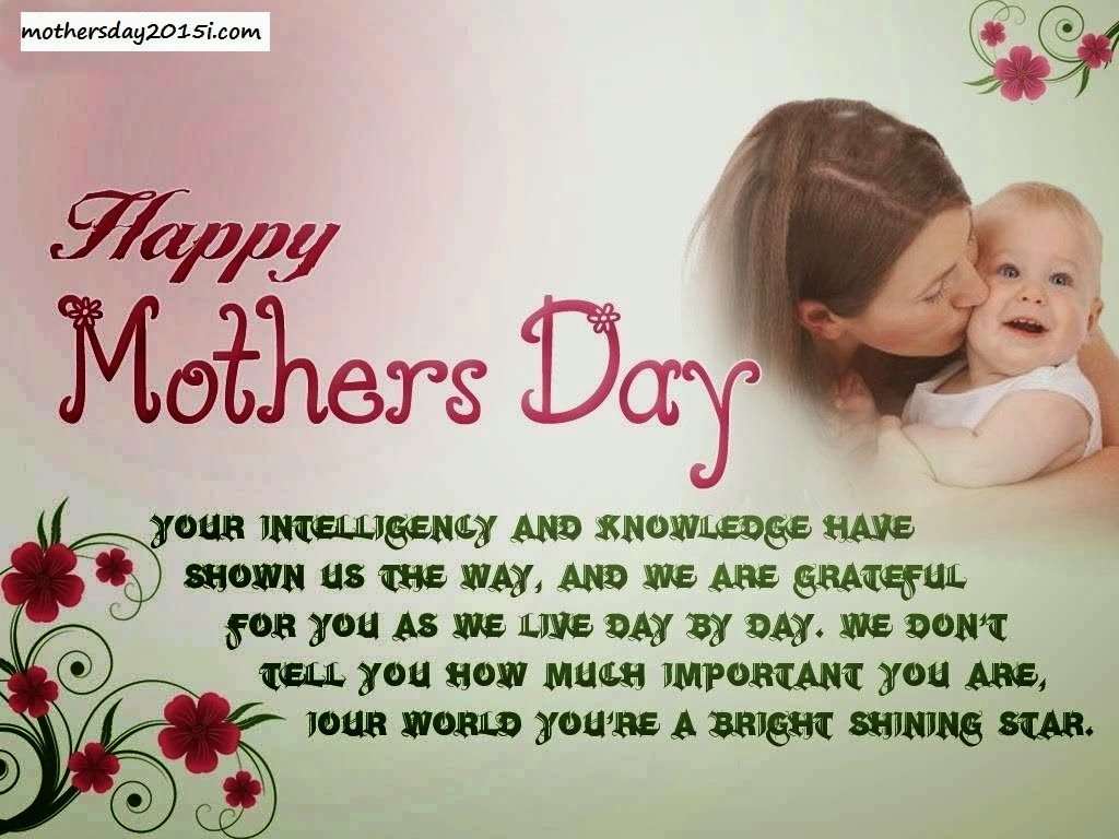 mothers mothers day messages - 1024×730