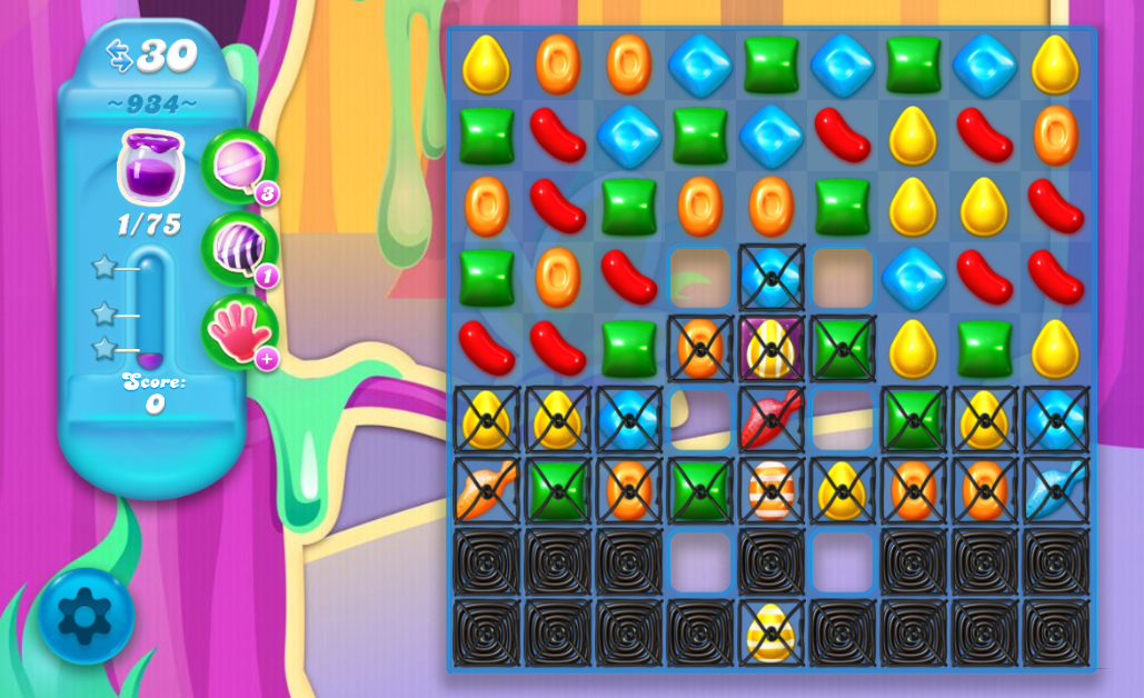 Candy Crush Soda Saga 934