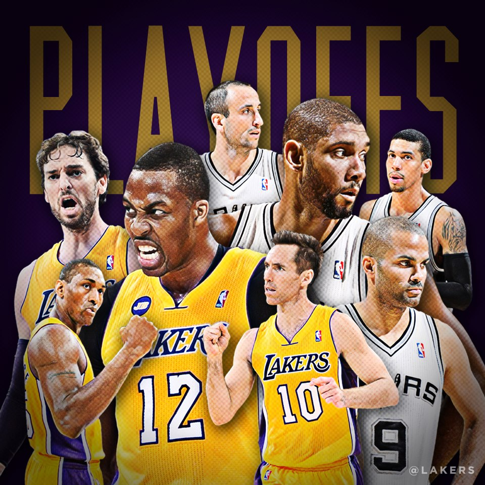 Lakers 7th Seed In Playoffs