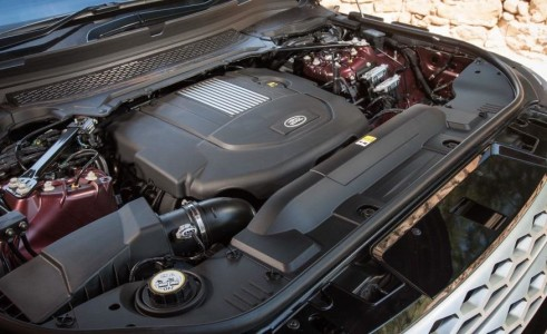 Land Rover - Range Rover Sport: Engine Performance
