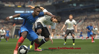 Pes 2017 dribble action