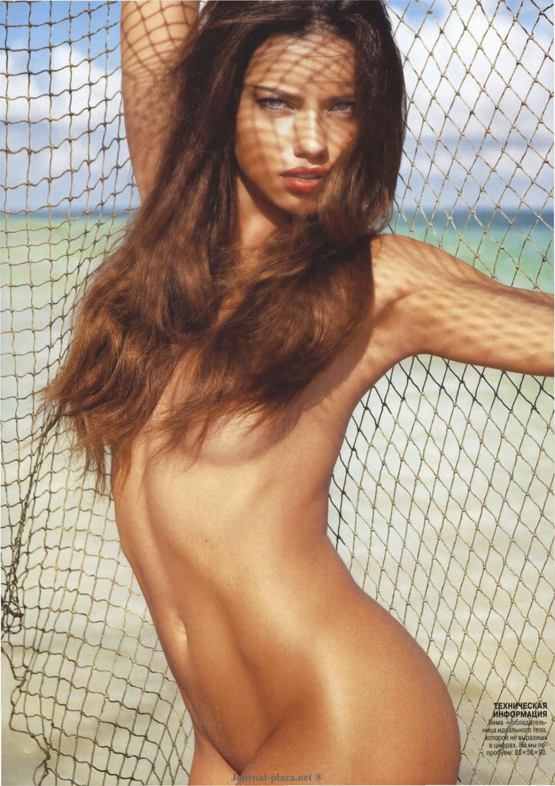 Adriana lima nude v 12